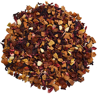 Mixed Red Berries Herbal