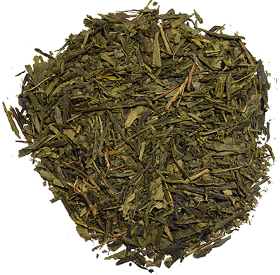 China Green Sencha Leaf