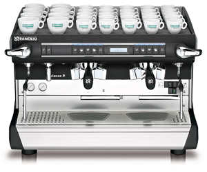 The Rancilio Classe 8 Tall